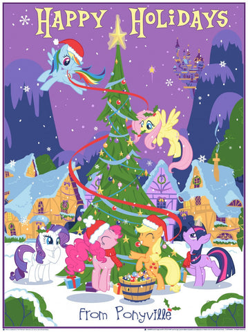 Our Pony Christmas Tree - Standard Edition