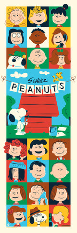 "DAVE PERILLO ""PEANUTS: THROUGH THE YEARS"" FOIL-STANDARD Edition of 10"
