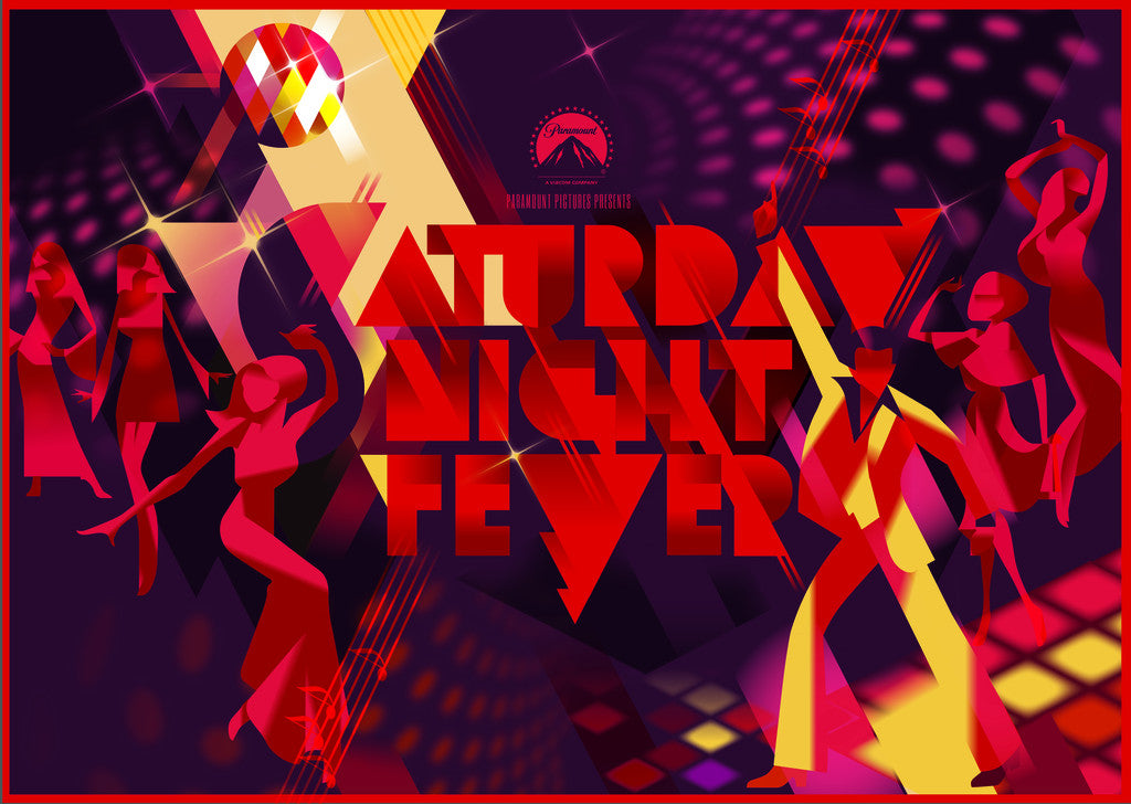 """SATURDAY NIGHT FEVER"" Inferno Edition"