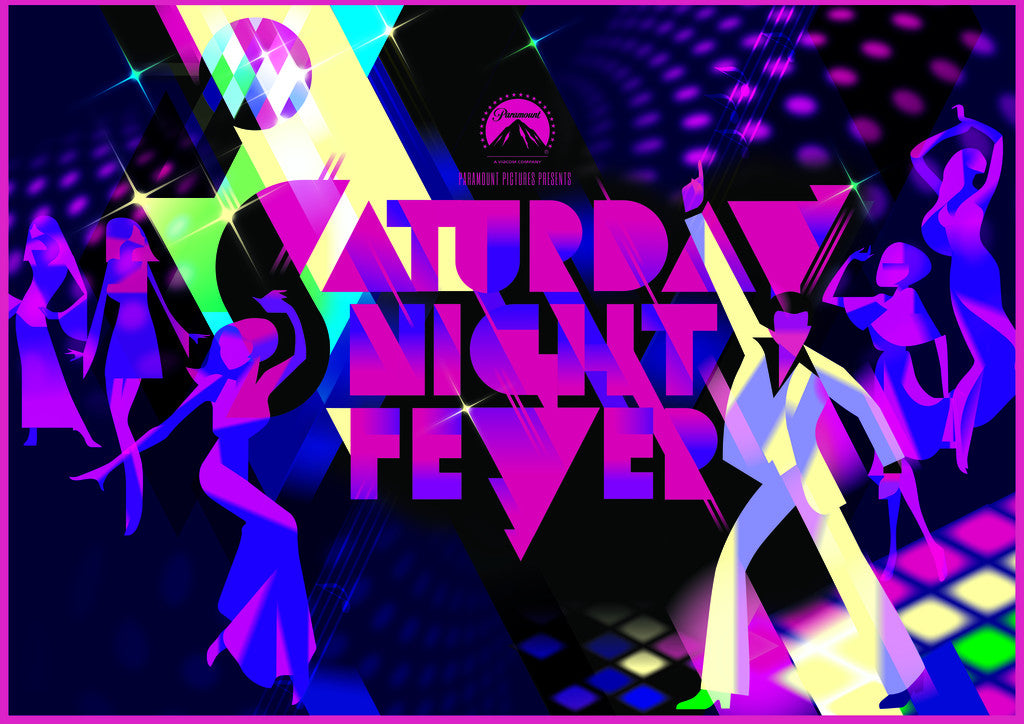 """SATURDAY NIGHT FEVER"" SNF Edition"