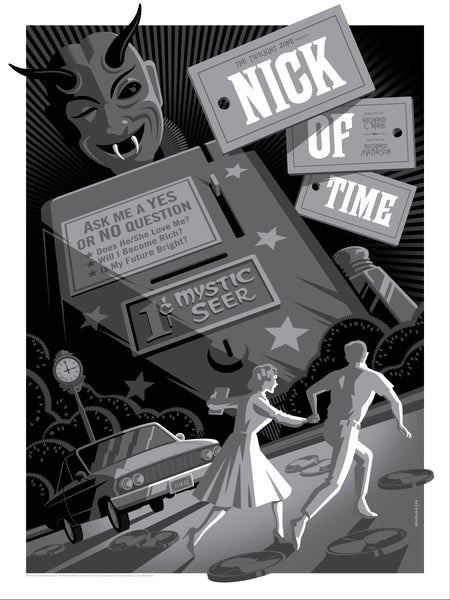 THE TWILIGHT ZONE (SUBSCRIPTION SERIES - VARIANT)