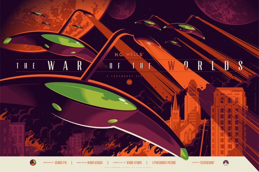 War of the Worlds - Standard Edition