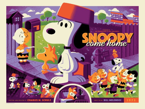 Snoopy Come Home - Variant Edition