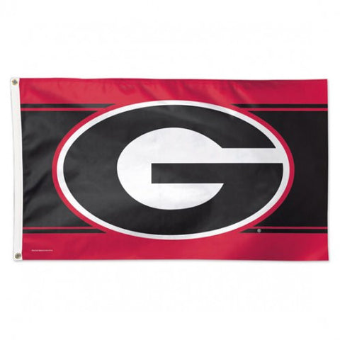 Georgia Bulldogs Deluxe 3x5 Flag
