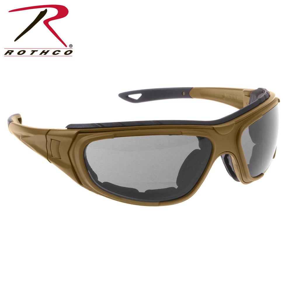 Rothco Adaptable Tactical Sports Goggles - Hawkins Footwear and Sports  - 1