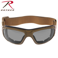 Rothco Adaptable Tactical Sports Goggles - Hawkins Footwear and Sports  - 4