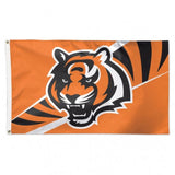 Cincinnati Bengals Flag - Team 3' X 5' - Hawkins Footwear and Sports  - 1