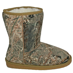 DAWGS Mossy Oak® 9 inch Australian Style Boot - Hawkins Footwear and Sports  - 7