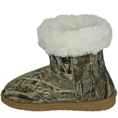 DAWGS Mossy Oak® 9 inch Australian Style Boot - Hawkins Footwear and Sports  - 10