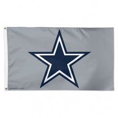 *NEW* Dallas Cowboys Flag - Deluxe 3' X 5' - Hawkins Footwear and Sports  - 1