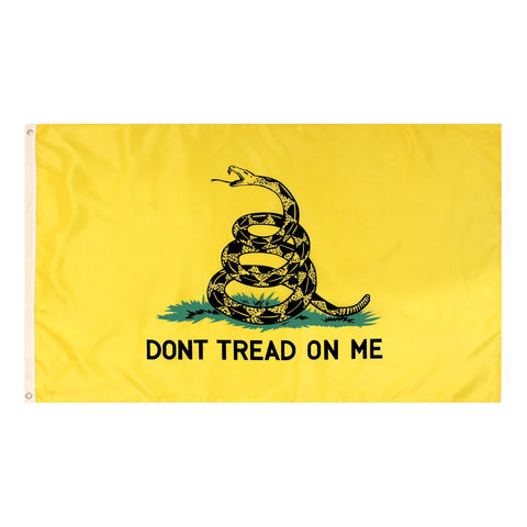 Don't Tread On Me Poly Flag
