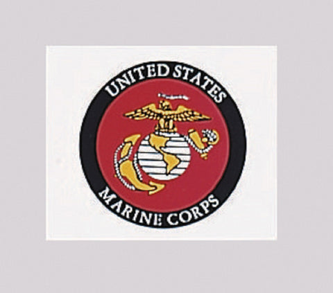 Rothco Marine Corps Decal - Hawkins Footwear and Sports