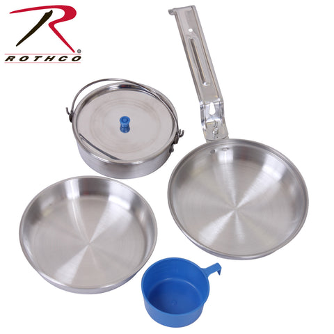 Rothco Deluxe 5 Piece Mess Kit - Hawkins Footwear and Sports  - 1
