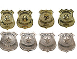 Security/Officer Badge