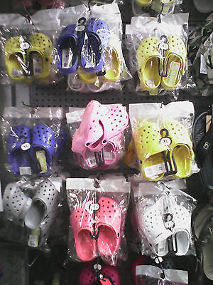 Infant Rubber clogs
