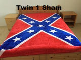 Full Pattern Rebel Flag  Comforter  Reversible