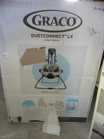 Graco  Duet Connect Swing and Bouncer