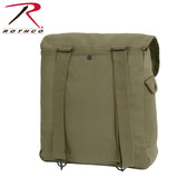 Rothco Canvas Jumbo Musette Bag