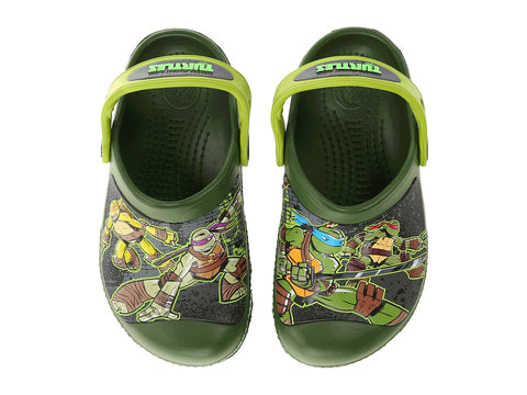 Infant Crocs TMNT Clogs
