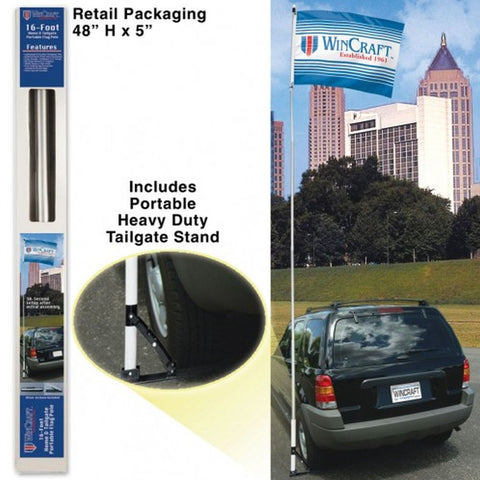 16' Flag Pole Kit