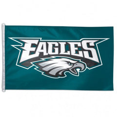 Philadelphia Eagles Flag - Team 3' X 5' - Hawkins Footwear and Sports  - 1
