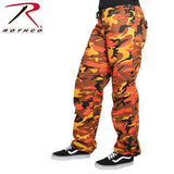 Rothco Womens Paratrooper Colored Camo Fatigues