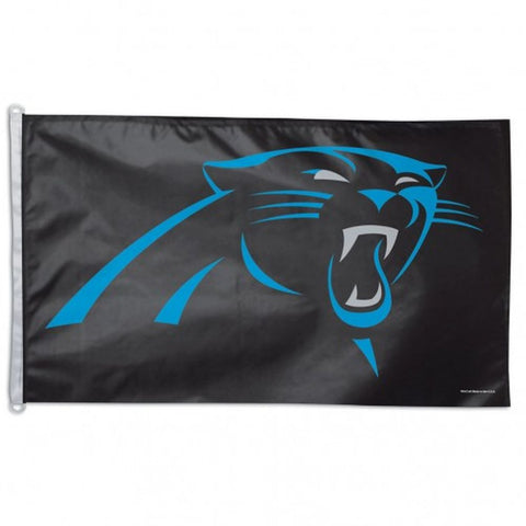 Carolina Panthers Flag - Team 3' X 5'