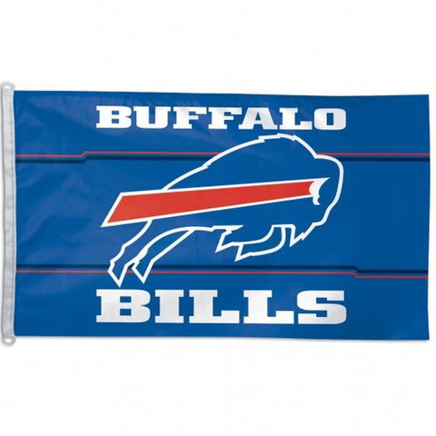 Buffalo Bills Flag - Team 3' X 5' - Hawkins Footwear and Sports  - 1