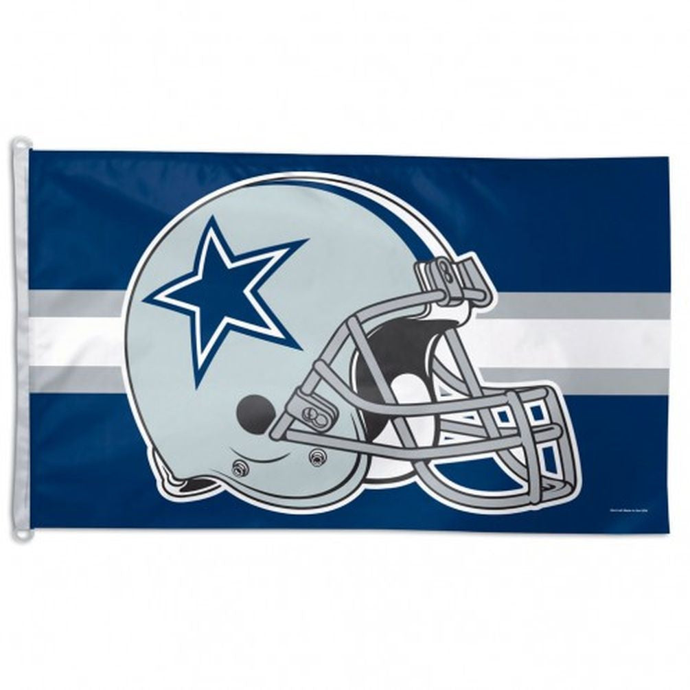Dallas Cowboys Flag - Team 3' X 5' - Hawkins Footwear and Sports  - 1