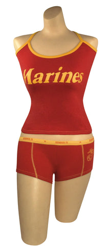 Rothco Marines WomansTank Top - Hawkins Footwear and Sports  - 1