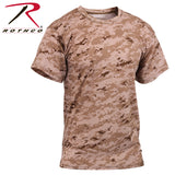 *Rothco Polyester Performance Moisture Wicking T-Shirt