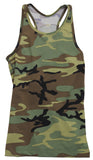 Rothco Womens Camo Workout Performance Tank Top - Hawkins Footwear and Sports  - 2