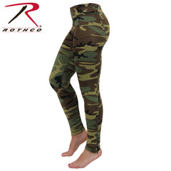 Rothco Womens Camo Performance Leggings - Hawkins Footwear and Sports  - 2