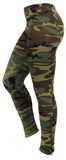 Rothco Womens Camo Performance Leggings - Hawkins Footwear and Sports  - 1