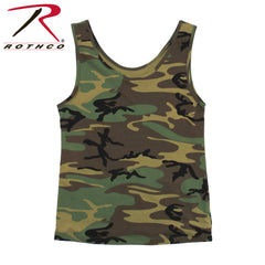 Rothco Womens Camo Stretch Tank Top - Hawkins Footwear and Sports  - 2
