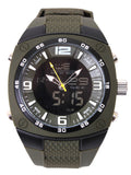 Rothco XLarge Military Style Analog & Digital Display Watch - Hawkins Footwear and Sports  - 3