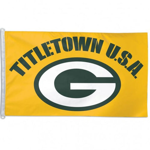 Green Bay Packers Titletown Flag - Team 3' X 5'