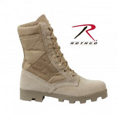 Rothco G.I. Type Speedlace Desert Tan Jungle Boot ( Also in Wide) - Hawkins Footwear and Sports  - 1