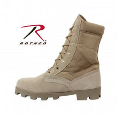 Rothco G.I. Type Speedlace Desert Tan Jungle Boot ( Also in Wide) - Hawkins Footwear and Sports  - 3