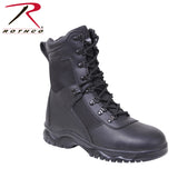 Rothco Insulated 8 Inch Side Zip Tactical Boot - Hawkins Footwear and Sports  - 2