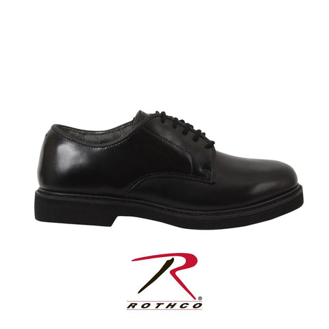 Rothco  Uniform Oxford Leather (also in Wide) - Hawkins Footwear and Sports  - 1