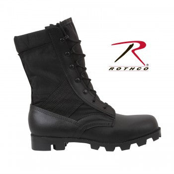 Rothco G.I. Type Speedlace Black Jungle Boot ( also in Wide)