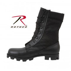 Rothco G.I. Type Speedlace Black Jungle Boot ( also in Wide) - Hawkins Footwear and Sports  - 2