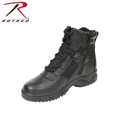 Rothco 6 Inch Blood Pathogen Tactical Boot - Hawkins Footwear and Sports  - 1