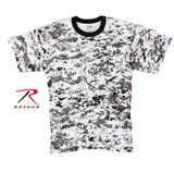 Rothco Digital Camo T-Shirt (11 Colors) - Hawkins Footwear and Sports  - 2