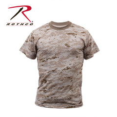 Rothco Digital Camo T-Shirt (11 Colors) - Hawkins Footwear and Sports  - 3