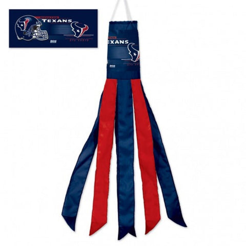 "Houston Texans Windsock 57"" - Hawkins Footwear and Sports  - 1"