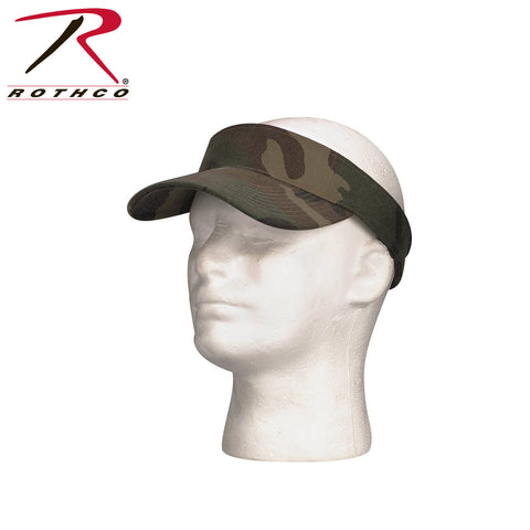 Rothco Adjustable Twill Visor