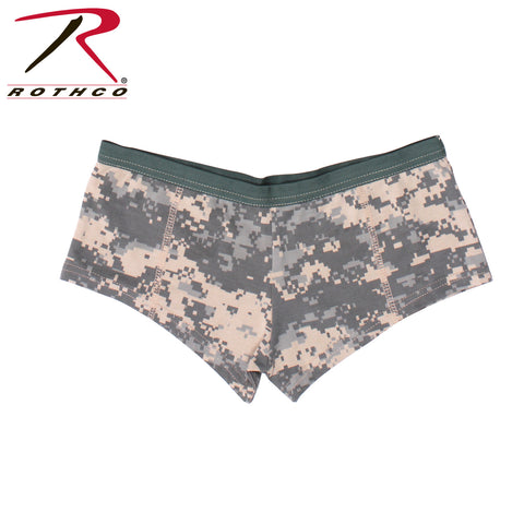 Rothco Womens  Booty Shorts ACU Digital Camo