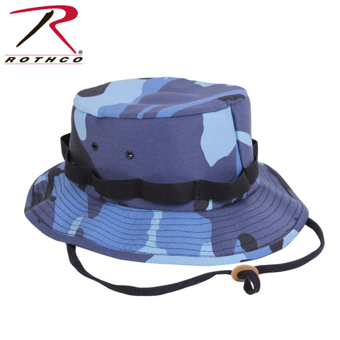 *Rothco Camo Sky Blue Jungle Hat